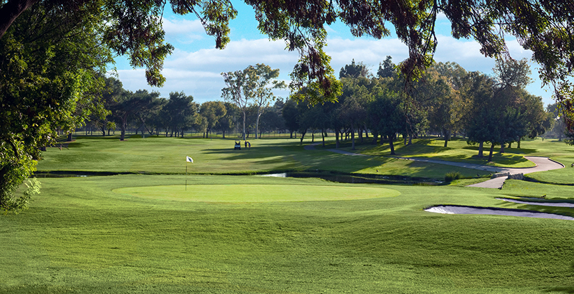 El Dorado Park Golf Course Long Beach